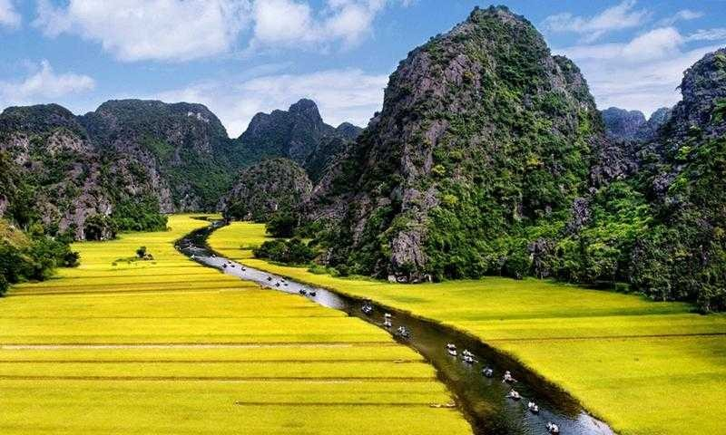 Amazing North Vietnam 5 days tours for Yeo from Thailand in May 2019